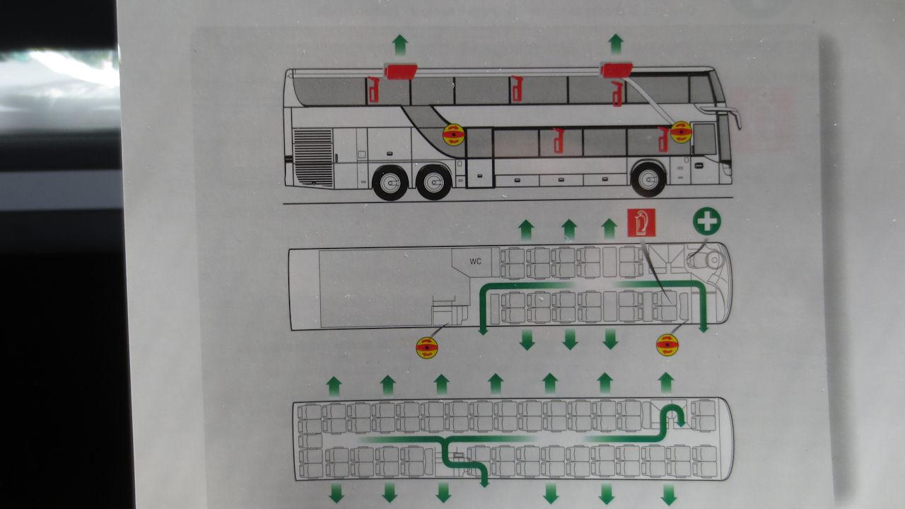 gepäck ic bus